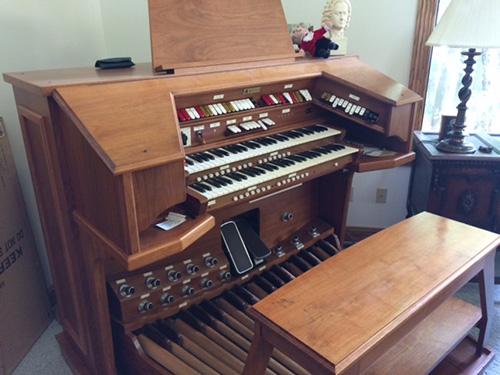 Wicks Theatre Pipe Organ For Sale
